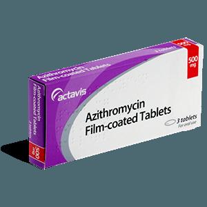 boite de azithromycin 500 milligrammes