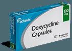 boite de doxycycline 100 milligrammes